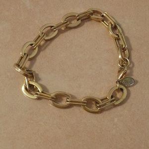 Gold Tone Premier Designs Bracelet